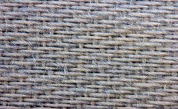 Grey background from a fabric. Macro Royalty Free Stock Images