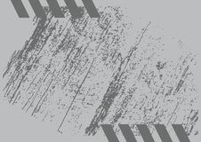 Grey background grunge style vector. Illustration royalty free illustration