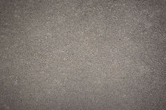 Gray background texture of rough asphalt, top view Stock Photo