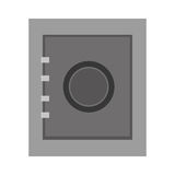 grey bank security box, graphic Stock Photography