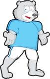 Grey bear Stock Photo