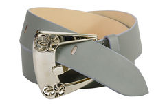 Grey belt Royalty Free Stock Photo