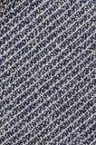 Grey Blue Vintage Suit Coat ferveu o teste padrão da textura do fundo da tela de pilha do laço de lãs, grande Gray Vertical Textu Foto de Stock Royalty Free