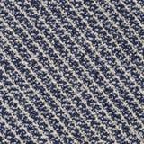 Grey Blue Vintage Suit Coat Gekookt van de de Achtergrond stapelstof van de Wollijn Textuurpatroon Groot Gedetailleerd Gray Horiz Stock Fotografie