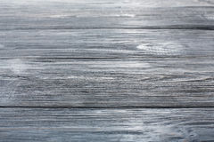 Grey blue wood texture and background. Royalty Free Stock Images