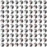 Grey boxes abstract Stock Photos