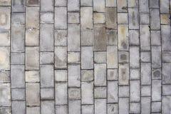 Grey Brick Ceiling Texture Background Arkivfoto