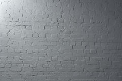 Grey brick wal Stock Photography