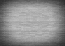 Grey brick wall Stock Image