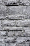 Grey Brick Wall Background. A background that is made of grey bricks stock images