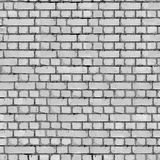 Grey Brick Wall Background. Royalty Free Stock Image