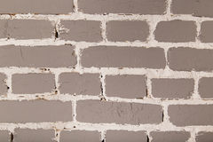 Grey brick wall Stock Images