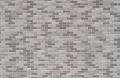 Grey Brick Wall Siding Stock Foto