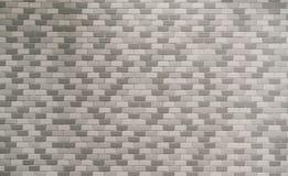 Grey brick wall Stock Photography