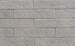 Grey brick wall. Texture background royalty free stock photos