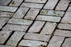 Grey bricks Royalty Free Stock Image