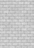 Grey bricks background Royalty Free Stock Photography