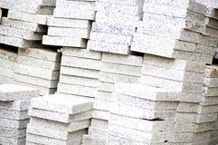 Grey bricks Stock Photos