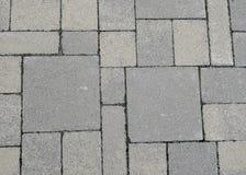 Grey brick background Royalty Free Stock Image