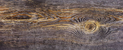 Grey and brown aged wood texture Royalty Free Stock Photo
