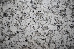 Grey, Brown, And Black Granite stock photography