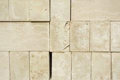 Grey build blocks Stock Image