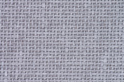 Grey Canvas Background. Background of Grey Textile Canvas closeup Royalty Free Stock Image