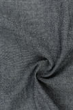 Grey canvas with plait. Grey canvas or grey fabric with plait Stock Image