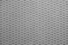 Grey canvas texture or background. Black and white wallpaper Royalty Free Stock Photos
