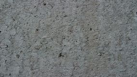 Grey cement structure close-up, asphalt. From defocused to focus.  stock video footage