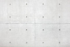 Grey cement wall Stock Image