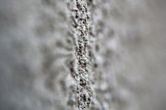 Grey cement wall blurred Stock Photo