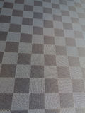 Grey checkered background Stock Image