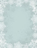 Grey christmas background, vector Stock Photography