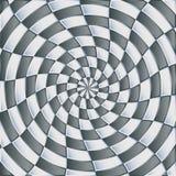 Grey Circle Background abstrait illustration libre de droits