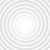 Grey Circle Spiral Striped Abstract-Tunnel EPS 10 vector Stock Illustratie