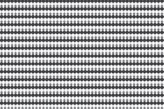 Grey Circles Texture vector illustratie