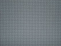 Grey cloth pattern Stock Photography
