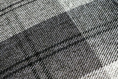 Grey cloth texture Royalty Free Stock Images