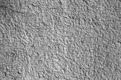Grey coarse textured surface Stock Image