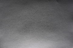 Grey Color Paper Texture scuro reale Immagine Stock Libera da Diritti