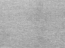 Grey color textile pattern Stock Photo