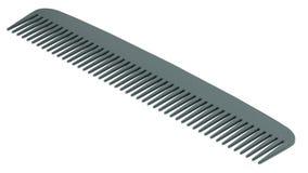 Grey comb Stock Image