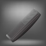 Grey Comb Royalty Free Stock Image