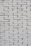 Grey concrete brick wall, texture as the block wall. Royalty Free Stock Photography