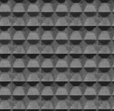 Grey concrete with a pattern. Seamless royalty free stock images