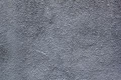 Grey concrete, plaster, cement building construction wall royalty free stock photography