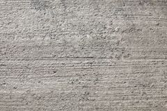 Grey concrete rough wall background Royalty Free Stock Images