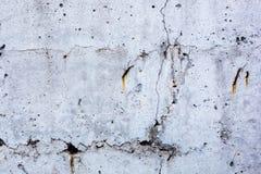 Grey concrete surface Royalty Free Stock Photos