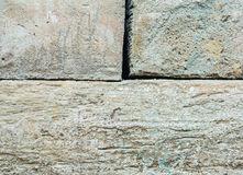 grey concrete texture with wood shuttering carved on it backgrou Royalty Free Stock Image